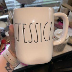 NEW Rae Dunn Jessica name mug